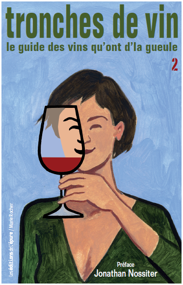 Couverture du guide tronches de vin 2